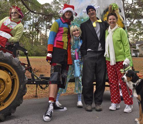 spirit of christmas 2011 parade