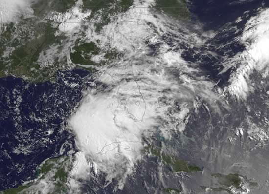 andrea fron NOAA