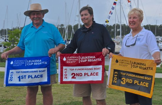 leukemia cup 13 bow dasson