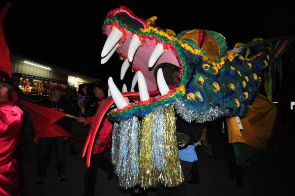 dragon run 2014