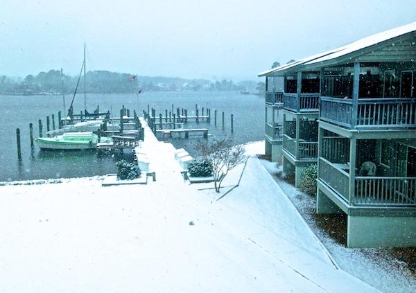 snow smith creek