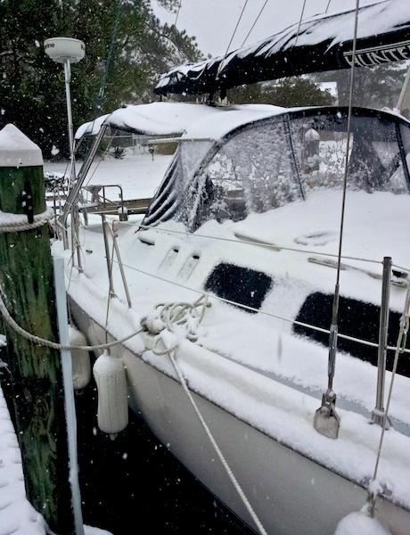 snow dammeyer boat