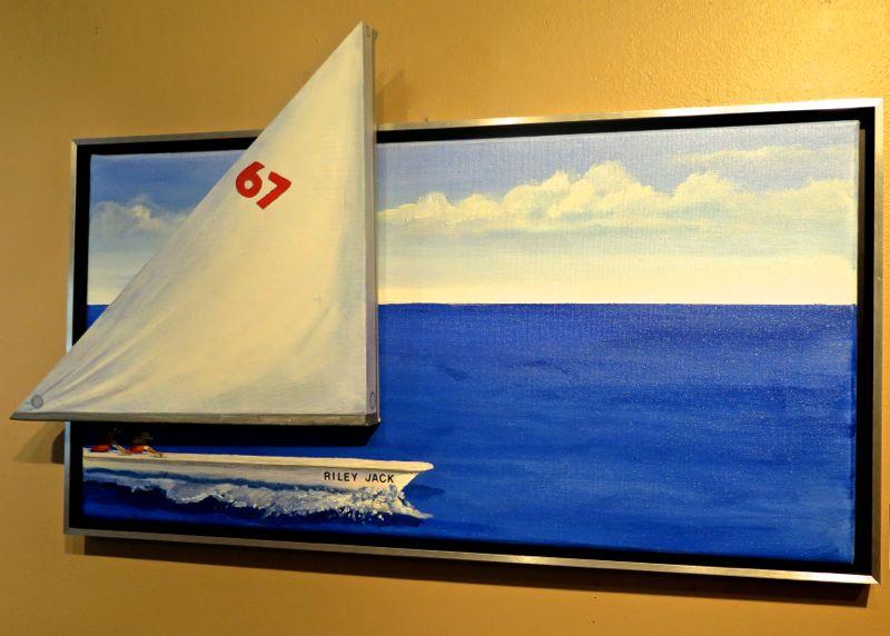 riley marlene miller sailboat