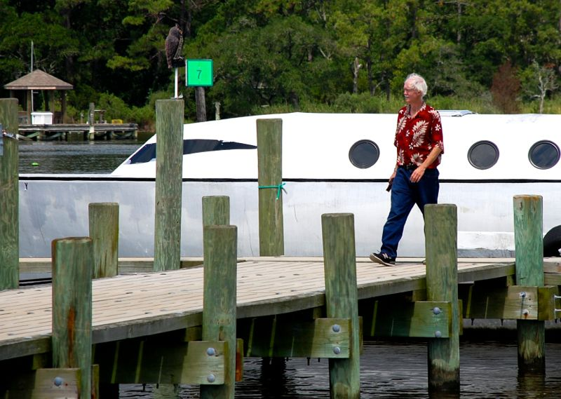 xenocraft audacity jim coward leaving whitaker pointe marina