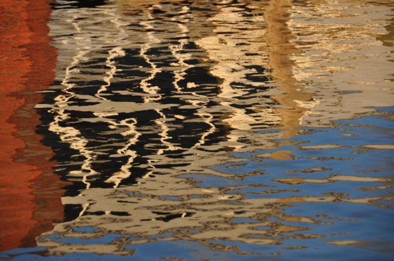 OYC Window Reflection