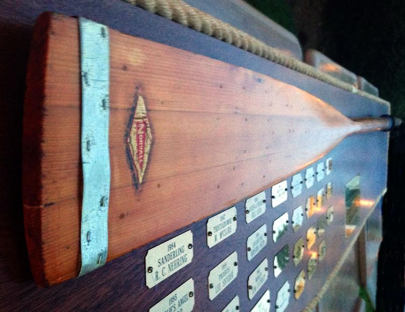 oar trophy