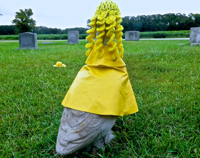 cemetery goose slicker