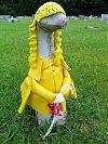 cemetery goose