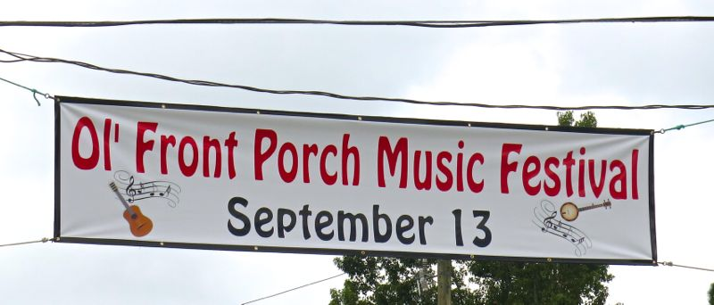 porch music fest