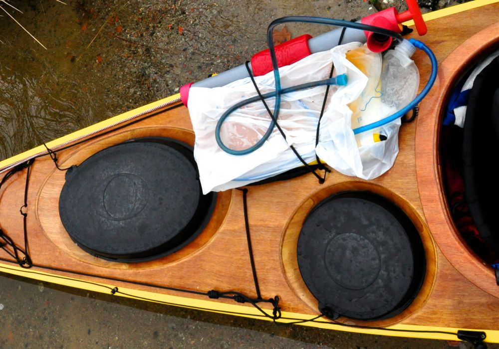 deb walters kayak hatches