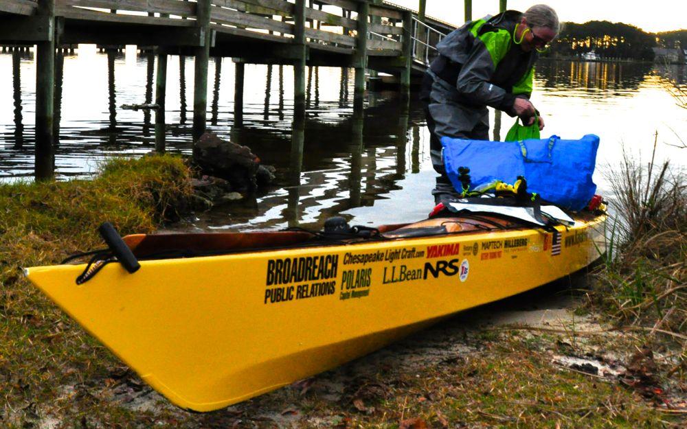 deb walters kayak oriental sponsor