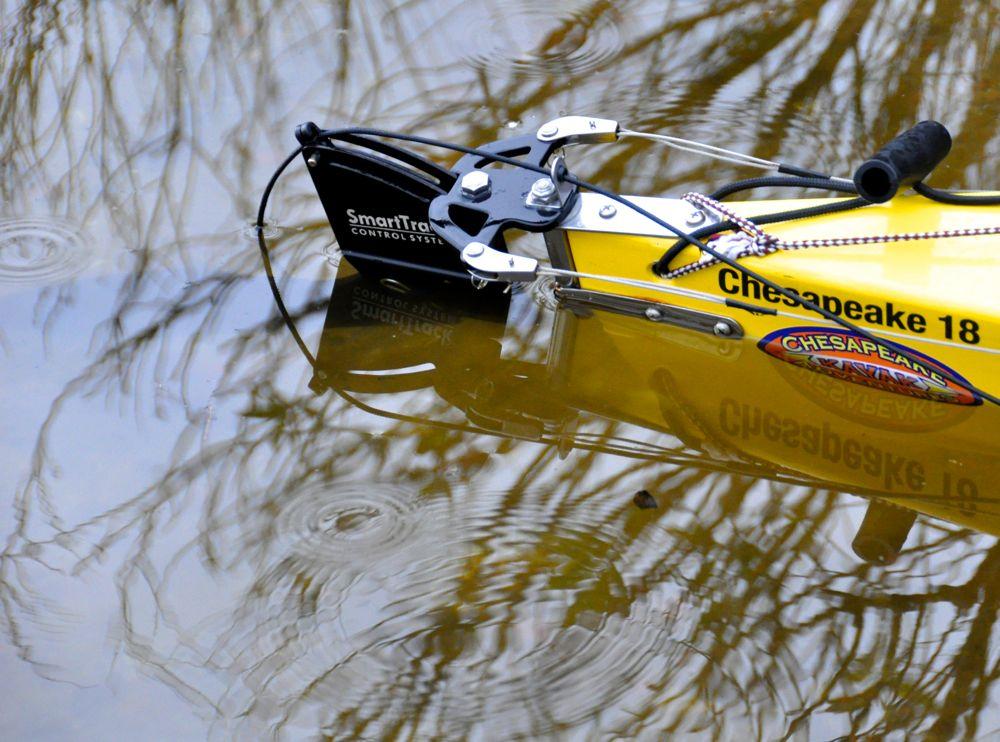 deb walters kayak rain drop