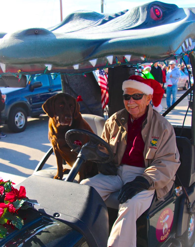 spirit christmas 2014 parade