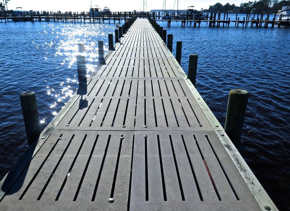 docks  Whittaker Pointe