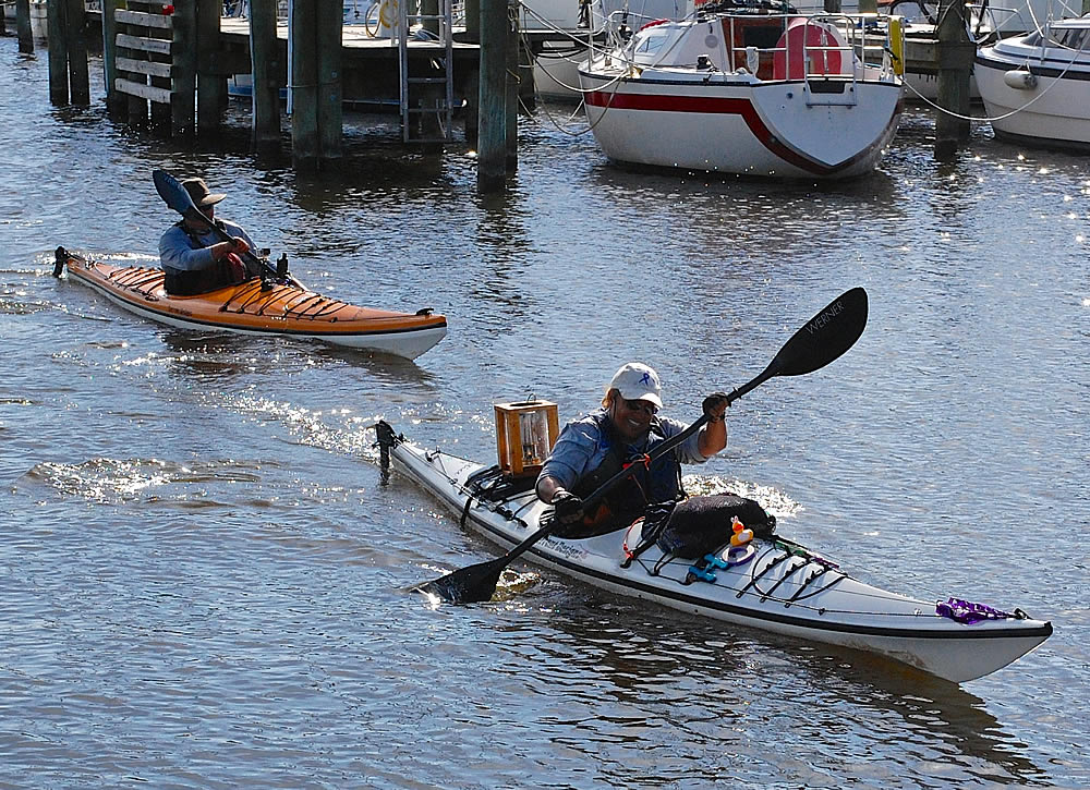 hope float kayaks