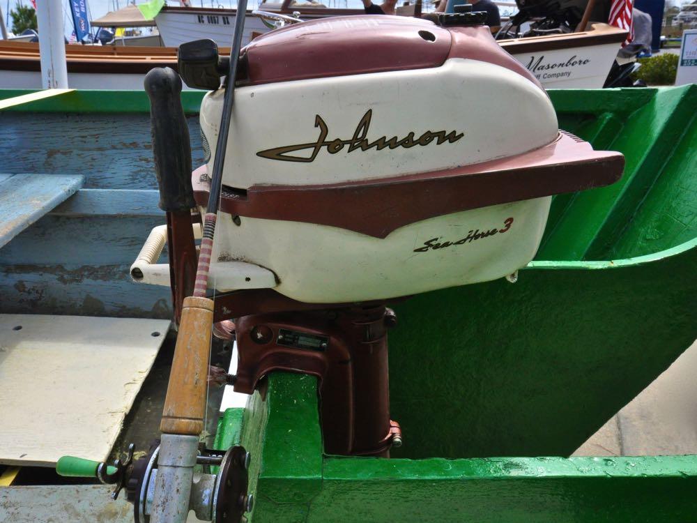 johnson motor 1952
