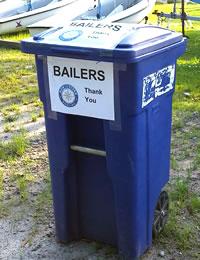 bailer recycling
