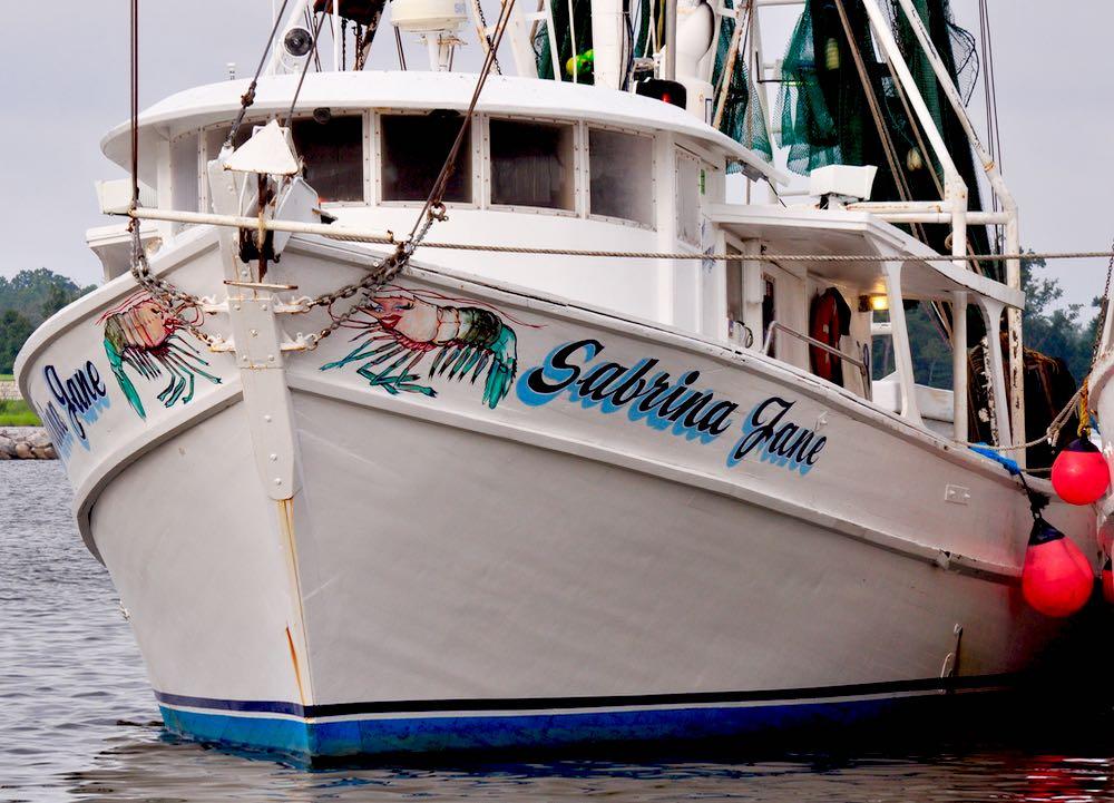 trawler sabrina jane