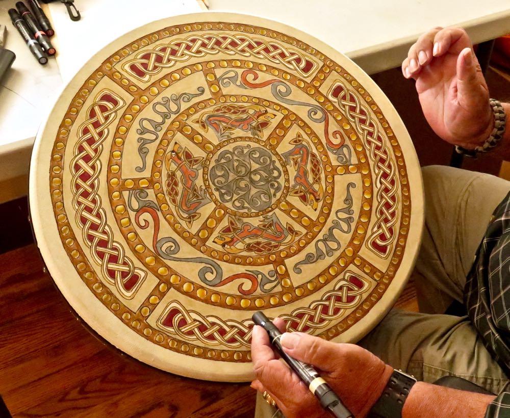 mcelroy celtic drum