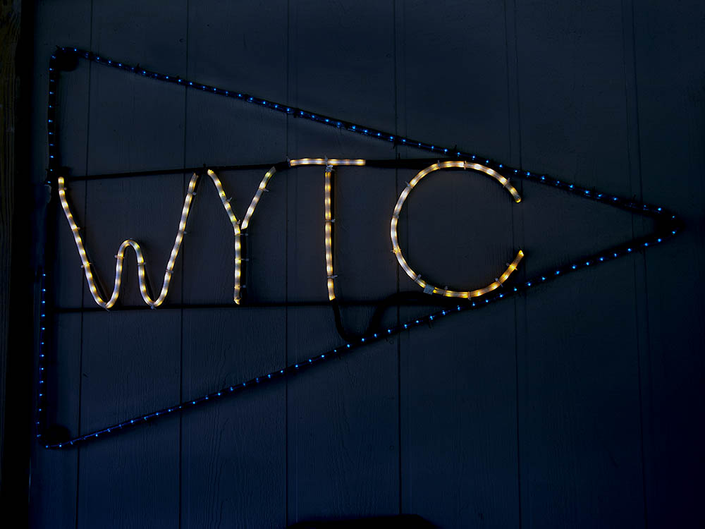 WYTC Book dark burgee