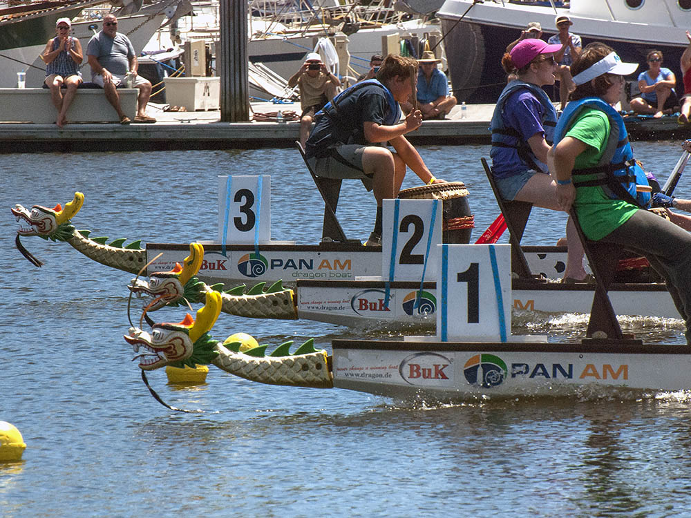 dragon boat race photo finish