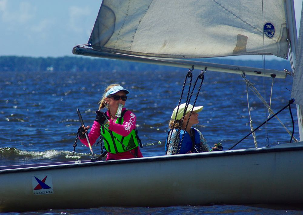 hoop pole regatta youth