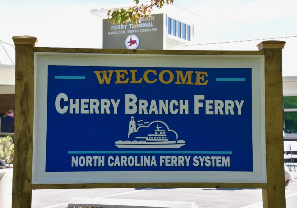 Cherry Branch Ferry Terminal
