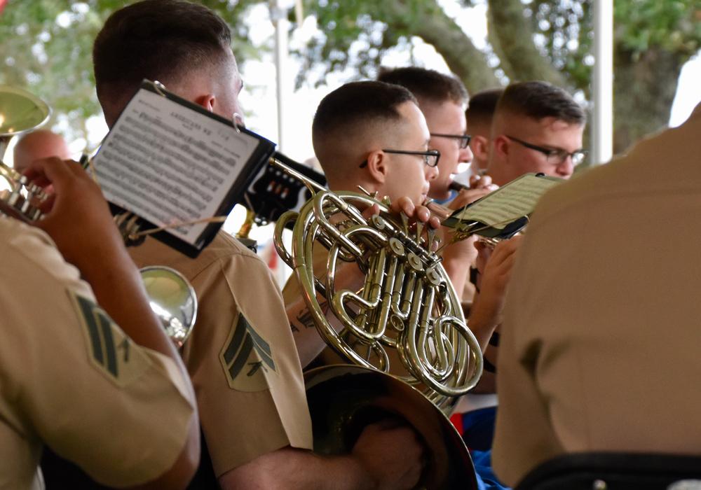 2nd Marine Aircraft Wind Band 2017
