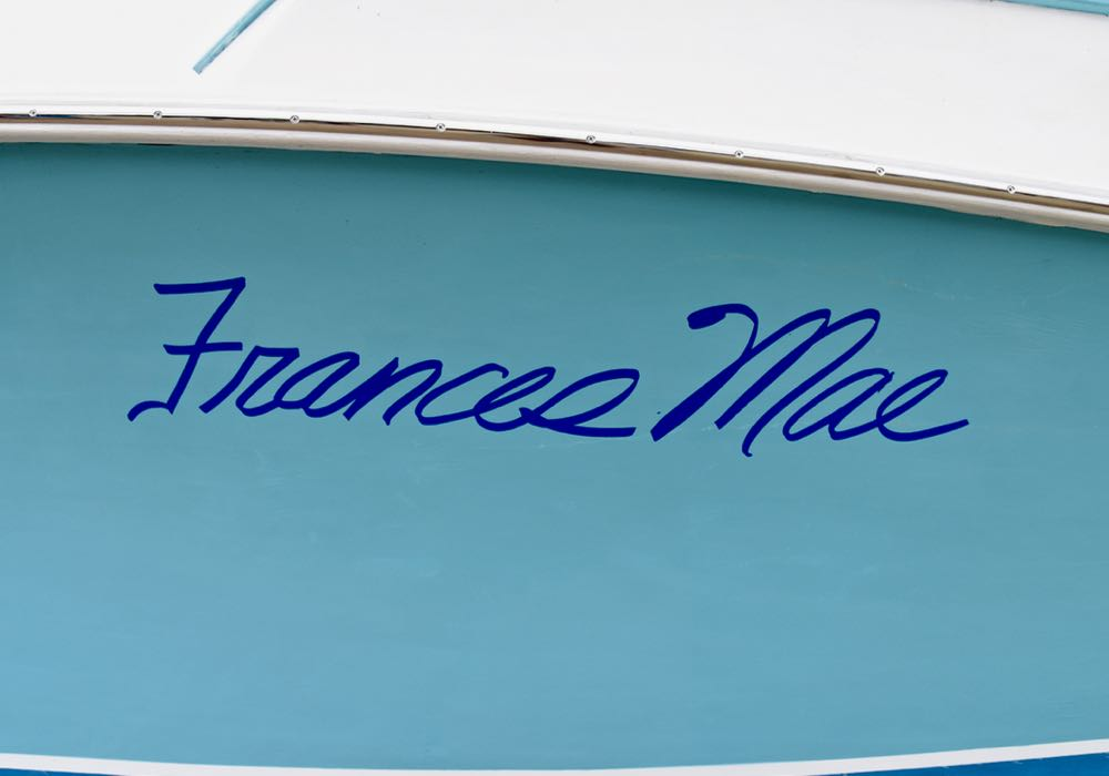 Frances Mae