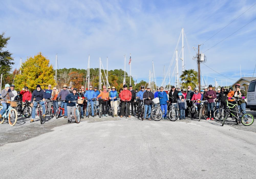 Thanksgiving Bike Ride 2017