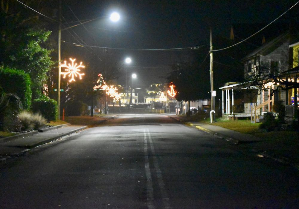 Oriental Christmas Lights 2017