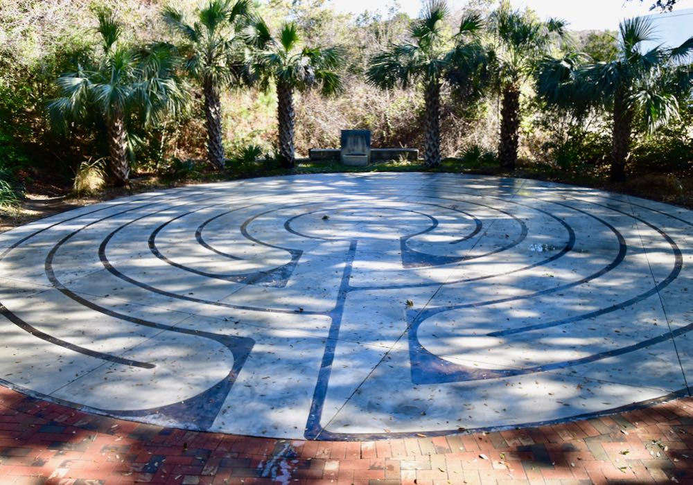 OUMC Community Labyrinth