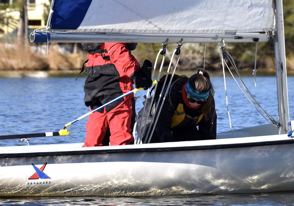 Collegiate Sailing