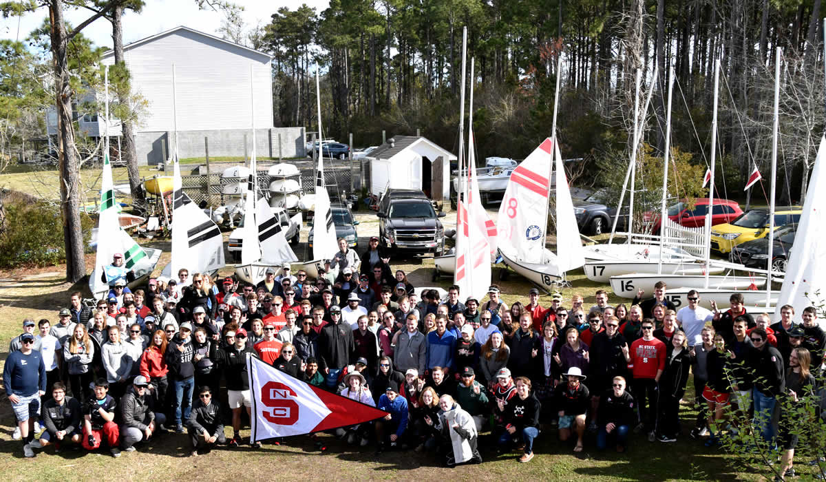 SailPack Regatta 2018