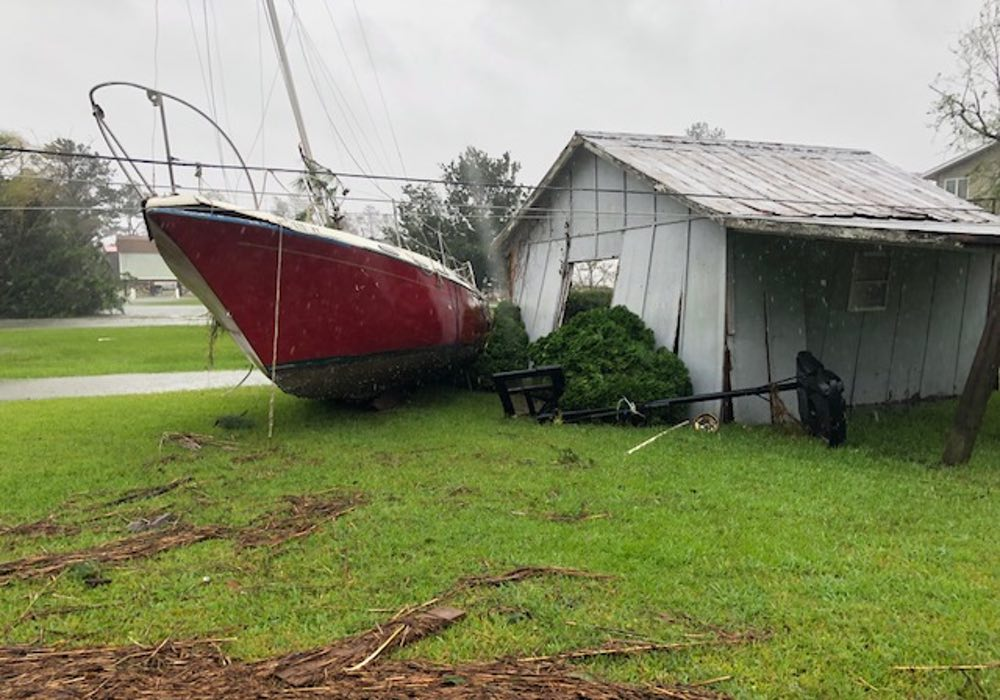 Hurricane Florence Day 2