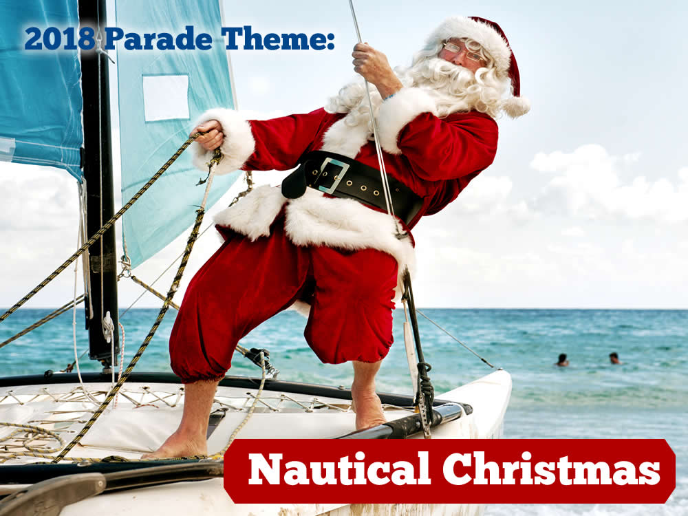 Nautical Christmas Theme.Photos From On The Cover Of Towndock Net Oriental Nc