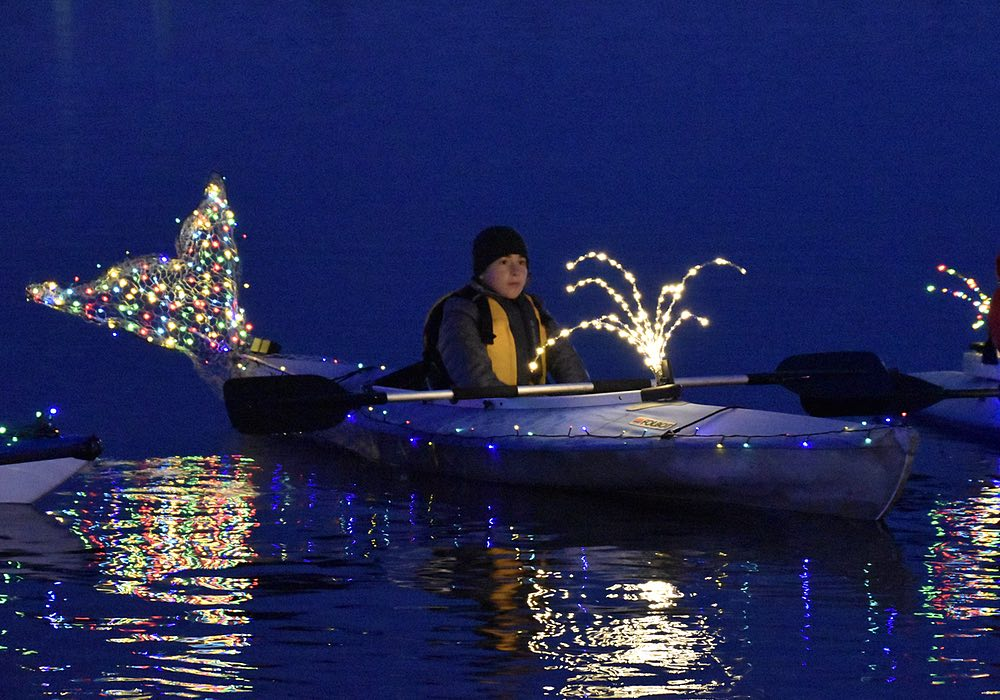 Spirit Of Christmas Oriental Nc 2020 Photos From On The Cover Of TownDock.net, Oriental, NC