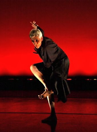 Modern dance at old theater for Contemporary dance new york